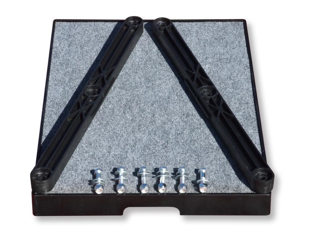 ABS Pet Loader Platform Kit